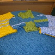 Fish & Chip babies jumpers