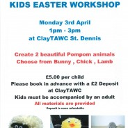 Kids Easter workshop