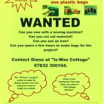 Save St Dennis from plastic