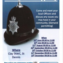 Devon & Cornwall Police Surgery
