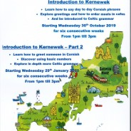 Cornish Language classes