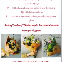 New Floristry course