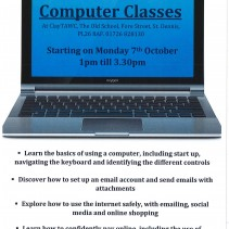 Beginners Computer classes