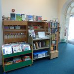 The Cornwall Council Micro-Library, situated in ClayTAWC reception