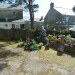 Work begins on the ClayTAWC Community Garden