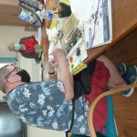 Covid will not stop the art group doing what they love!